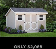 Storage Sheds, Garages, Rent Sheds, FREE shipping, No Sales Tax, No Interest Financing, ADD to Amazon cart for DEALS, Outdoor, Home Decor