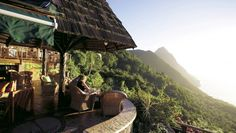 Ladera: Dasheene restaurant offers close-up views of the Pitons, plus tasty St. Lucian fare.