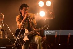 Alex Turner from The Last Shadow Puppets performs during day 3 of Primavera Sound 2016 on June 2016 in Barcelona, Spain. Ghost Cookies, The Last Shadow Puppets, Walk The Earth, Alex Turner, Arctic Monkeys, Concert, Day, Image, Live