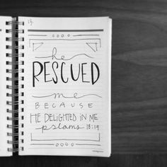 Have nothing to write about but feel inspired? Journal your favorite bible verse!