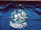 For Sale - NBA MINNESOTA TIMBERWOLVES  TEE SHIRT  NWT XX LARGE - http://sprtz.us/WolvesEBay
