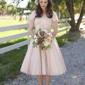 Vintage Garden Wedding Inspiration from Details by LeAnna | Elizabeth Anne Designs: The Wedding Blog