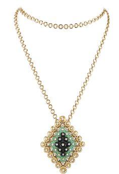 Van Cleef & Arpels collier Bouton d'Or