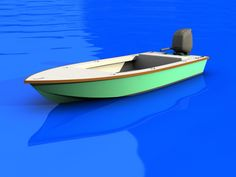 Flats River Skiff 15 -Build Your Own Flats Skiff - Salt Boatworks