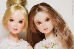 Momoko Doll Repainting - イヴリハウス Yvelyhouse