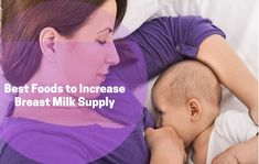 #NewMoms  Are you able to produce enough breast milk for your baby? Here we list Best Foods to increase Breast Milk Supply...  Make sure you're eating enough nutritious food to produce sufficient #BreastMilk. Happy #Parenting with #BuddingStar