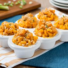 Bite-Sized Buffalo Chicken Mac N' Cheese | PERDUE®