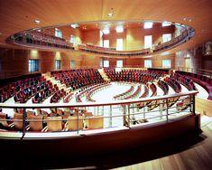 Frank Gehry fala sobre seu projeto para a sala de concertos Pierre Boulez Saal em Berlim