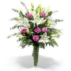 Tutta la tenerezza che puoi esprimere con un bouquet di fiori...