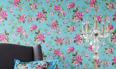 Tendência de decoração vintage para a sala de estar. Clique na imagem e confira!