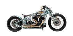 Harley-Davidson Crossbones Becomes Strike True II [Photo Gallery]