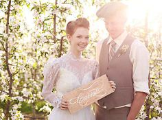 """This """"Anne Of Green Gables"""" Themed Wedding Is The Sweetest Thing Ever"""