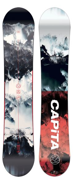 Get the snowboard flex rating, rider type, camber type, all the tech details, as well as purchasing options direct from CAPiTA. Snowboard Design, Ski And Snowboard, Capita Snowboards, Summer Vacation Spots, Fun Winter Activities, Snowboarding Outfit, Winter Hiking, Wakeboarding, Sports