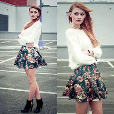 http://mademoiselle-kate.blogspot.com/2015/02/floral-skirt.html