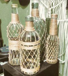 #Bottles in the net by #GSM, #Kang_yadi71