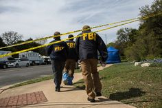 Serial Bomber Is Suspected in Explosions That Have Put Austin on Edge