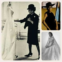 I knew, but did you? Alabama native Ann Cole Lowe: Black Fashion Designer Who Created Jacqueline Kennedy's Wedding Dress. In 1953, Lowe designed Jacqueline Kennedy Onassis' wedding dress for her marriage to John F. Kennedy. The voluminous, off-the-shoulder dress was constructed out of 50 yards of ivory silk taffeta. Just 10 days before the wedding ceremony a water line broke in Lowe's New York City studio and ruined the former First Lady's gown along with all 10 pink bridesmaids dresses…
