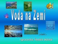Hydrosféra je vodní obal Země, který je tvořen veškerou vodou na Zemi a to v podobě páry, kapaliny a dokonce i pevné látky. Rozlišujeme vodu na povrchovou, Water Cycle, Earth Day, Biology, Desktop Screenshot, Education, Projects, Onderwijs, Learning, Ap Biology