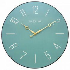 Zegar ścienny - praktyczna pomoc w biurze. http://domomator.pl/zegar-scienny-praktyczna-pomoc-biurze/