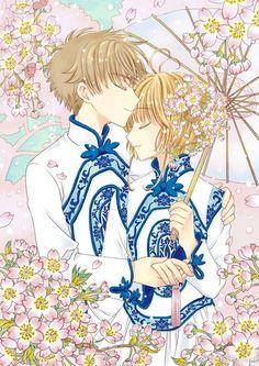 Sakura e Syaoran Li Anime Sakura, Manga Anime, Anime Art, Noragami Anime, Cardcaptor Sakura, Sakura Card Captors, Pokemon Show, Arte Sailor Moon, Xxxholic
