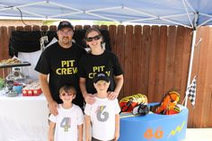 Race Car Birthday Party Ideas | Photo 1 of 30 | Catch My Party