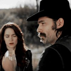Tim Rozon as Doc Holliday in Wynonna Earp