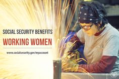 Salute working women on #InternationalWorkingWomensDay. Manage what you worked for: www.socialsecurity.gov/myaccount