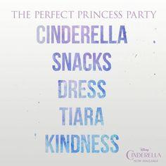 Cinderella - Party Time!