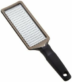 Good Cook Touch Grater by Good Cook. $3.83. Stainless steel grating surface. Flush-mount arched surface provides optimum grating without resistance. Comfortable soft, non-slip handle. Cheese grater