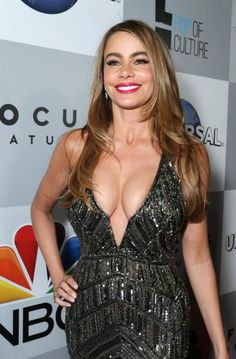 Sofia Vergara - The NBC GG After Party in Beverly Hills : Global Celebrtities (F) - FunFunky.com
