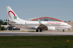 Royal Air Maroc Boeing B737-7B6 CN-RNL