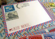 Free Printable Vintage Postags