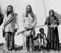 Kalispel Indians