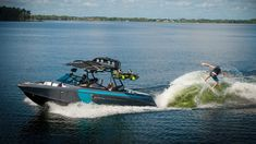 Super Air Nautique 230 - Wake Sports Boat - Because You Demand Performance