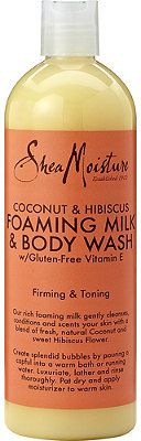 Ulta SheaMoisture Coconut & Hibiscus Foaming Milk & Body Wash on shopstyle.com