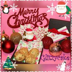#glitzycake Christmas snickerdoodles! Delicious and Cinnamony! San Francisco Bay Area inquiries please email glitzycake@gmail.com today!