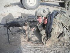 M240 ammo backpack, Ironman Ammunition Carriage System.