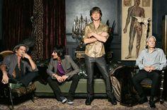 Rolling Stones fazem hoje 50 anos. Parabéns! -