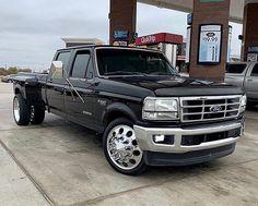 Big Ford Trucks, Classic Pickup Trucks, Chevrolet Trucks, 1957 Chevrolet, Chevrolet Impala, Chevrolet Silverado, Chevy, F350 Dually, Dually Trucks