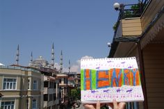Henry in Istanbul