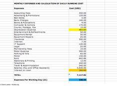 Monthly Expense Report John Chambers Johnchambers988 On Pinterest