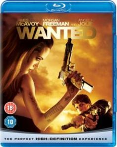 Wanted Blu-ray James McAvoy James Mcavoy, Movie Info, I Movie, Assassin, Wanted Movie, Download Free Movies Online, Movies To Watch Online, Watch Movies, Action Film