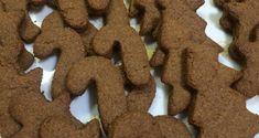 Εύκολα τυροπιτάκια με φαρίνα ολικής άλεσης - Eatbetter Sweet Cookies, Gingerbread Cookies, Biscuits, Desserts, Food, Basel, Crack Crackers, Ginger Cookies, Cookies