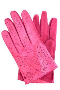 nina ricci gloves short