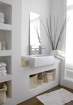 Fabrication d\'une vasque en Wedi : finition béton ciré et résine ...
