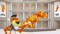 Cheetos Museum Instant Win Game & Sweepstakes