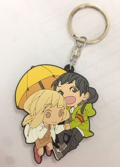 Cute Little Tamen Di Gushi Key-chain