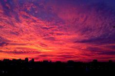 Zalazak Sunca u Beogradu