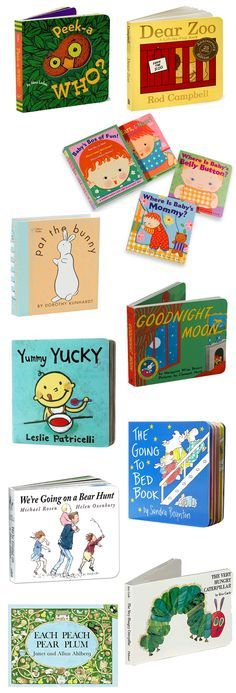 In honor of Read Across America Day, we gathered the Project Nursery team to discuss books for baby. These are some books that were favorites of our own babies so you can help build your baby's library.