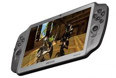 After tablets, home phone and alarm clock Android, Archos started to market mobile gaming with GamePad hers. This tablet features a 7 inch screen.